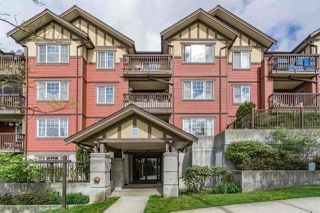Photo 1: 104 1205 FIFTH Avenue in New Westminster: Uptown NW Condo for sale : MLS®# R2411808
