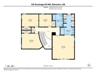 Photo 48: 325 ROUTLEDGE Road in Edmonton: Zone 14 House for sale : MLS®# E4212603