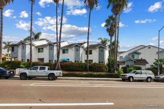 Photo 1: PACIFIC BEACH Townhome for sale : 2 bedrooms : 5075 La Jolla Blvd #11 in San Diego