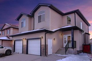 Photo 1: 5113 164 Avenue in Edmonton: Zone 03 House Half Duplex for sale : MLS®# E4221465