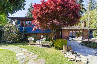 Photo 2: 560 NEWCROFT PLACE in West Vancouver: Cedardale House for sale : MLS®# R2506754