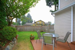 Photo 14: 6 21541 MAYO Place in Maple Ridge: West Central Townhouse for sale : MLS®# V975183