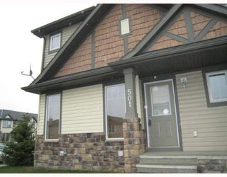 Photo 12: 501 2445 KINGSLAND Road SE: Airdrie Townhouse for sale : MLS®# C3391132