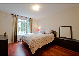 "Photo 8: 101 2096 W 46TH Avenue in Vancouver: Kerrisdale Condo for sale in ""KERRISDALE LANDING"" (Vancouver West)  : MLS®# V981850"