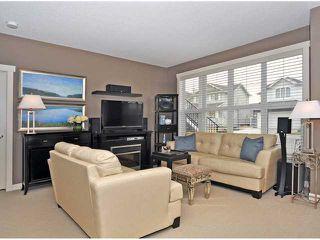 Photo 4: 120 WEST SPRINGS Road SW in : West Springs Townhouse for sale (Calgary)  : MLS®# C3565863