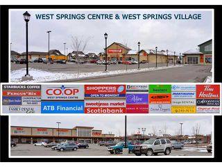 Photo 17: 120 WEST SPRINGS Road SW in : West Springs Townhouse for sale (Calgary)  : MLS®# C3565863