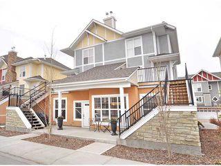 Photo 1: 120 WEST SPRINGS Road SW in : West Springs Townhouse for sale (Calgary)  : MLS®# C3565863