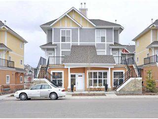 Photo 2: 120 WEST SPRINGS Road SW in : West Springs Townhouse for sale (Calgary)  : MLS®# C3565863