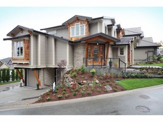 "Photo 1: 2665 EAGLE MOUNTAIN Drive in Abbotsford: Abbotsford East House for sale in ""Eagle Mountain"" : MLS®# F1310642"