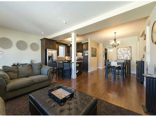 """Photo 2: 7317 194A Street in Surrey: Clayton House for sale in """"Clayton Village"""" (Cloverdale)  : MLS®# F1311061"""