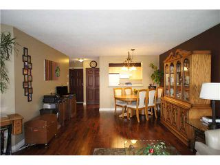"Photo 6: 408 6707 SOUTHPOINT Drive in Burnaby: South Slope Condo for sale in ""MISSION WOODS"" (Burnaby South)  : MLS®# V1015325"