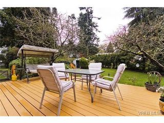 Photo 15: 1937 Appleton Pl in VICTORIA: SE Gordon Head Single Family Detached for sale (Saanich East)  : MLS®# 532203