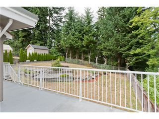 Photo 3: 2351 COMO LAKE Avenue in Coquitlam: Chineside House for sale : MLS®# V1022988