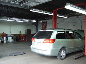 Photo 2: ~ Auto Repair Facility: Home for sale