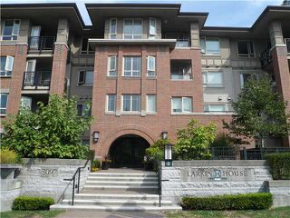 Photo 1: 405 3097 Lincoln Avenue in Coquitlam: New Horizons Condo for sale : MLS®# V1023880