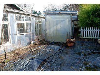Photo 20: 1556 WESTMINSTER AV in Port Coquitlam: Glenwood PQ House for sale : MLS®# V1047874
