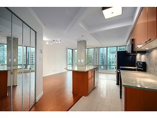 Photo 6: 1404 1288 W Georgia Street in Vancouver: West End VW Condo for sale (Vancouver West)  : MLS®# V1051406