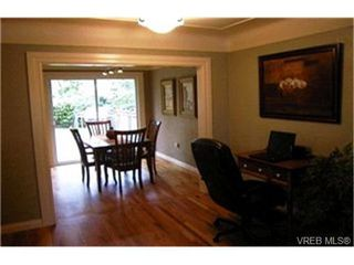 Photo 7:  in VICTORIA: SE Quadra Single Family Detached for sale (Saanich East)  : MLS®# 400536
