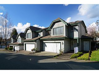 Photo 2: # 47 7465 MULBERRY PL in Burnaby: The Crest Townhouse for sale (Burnaby East)  : MLS®# V1112892