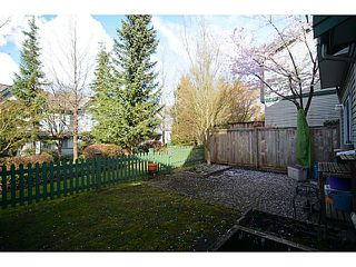 Photo 20: # 47 7465 MULBERRY PL in Burnaby: The Crest Townhouse for sale (Burnaby East)  : MLS®# V1112892