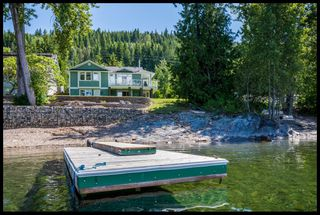 Photo 4: 3513 Eagle Bay Road in Eagle Bay: Waterfront House for sale : MLS®# 10100248