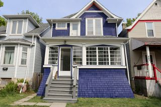Main Photo: 485 Craig Street in Winnipeg: Wolseley Single Family Detached for sale (West Winnipeg)  : MLS®# 1613481