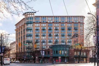 Photo 1: 209 22 E CORDOVA STREET in Vancouver: Downtown VE Condo for sale (Vancouver East)  : MLS®# R2035421