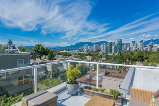 Photo 19: 303 933 W 8TH AVENUE in : Fairview VW Condo for sale (Vancouver West)  : MLS®# R2100986