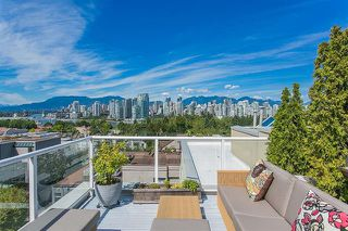 Photo 20: 303 933 W 8TH AVENUE in : Fairview VW Condo for sale (Vancouver West)  : MLS®# R2100986