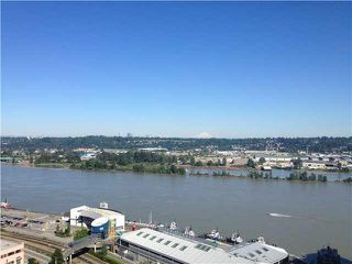 Photo 1: 2902 892 CARNARVON STREET in New Westminster: Downtown NW Condo for sale : MLS®# R2123726