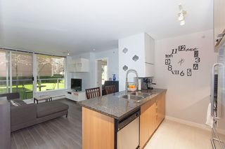 Photo 3: 208 1001 RICHARDS STREET in Vancouver: Downtown VW Condo for sale (Vancouver West)  : MLS®# R2141824