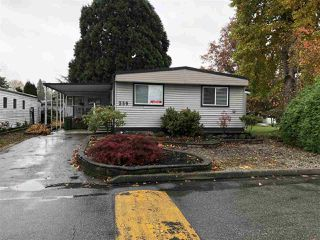 "Photo 1: 259 1840 160 Street in Surrey: King George Corridor Manufactured Home for sale in ""Breakaway Bays"" (South Surrey White Rock)  : MLS®# R2414223"