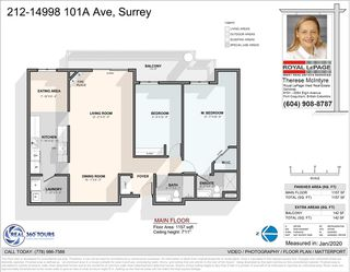 Photo 17: 212 14998 101A AVENUE in Surrey: Guildford Condo for sale (North Surrey)  : MLS®# R2427256