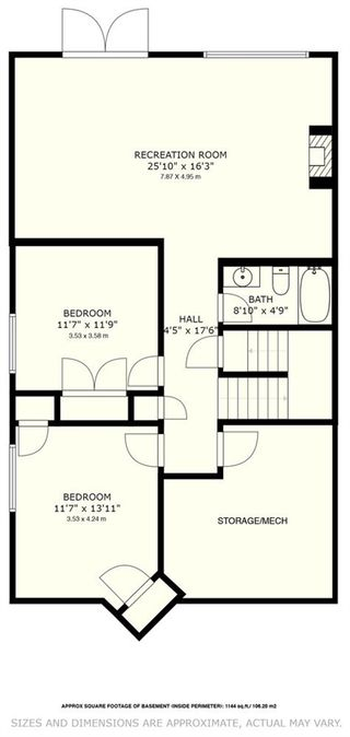 Photo 32: 24 50 Legacy Terrace: St. Albert House Half Duplex for sale : MLS®# E4192784