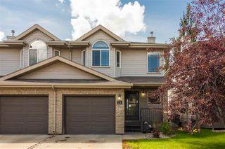 Photo 1: 121 155 CROCUS Crescent: Sherwood Park House Half Duplex for sale : MLS®# E4206578
