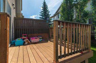 Photo 25: 121 155 CROCUS Crescent: Sherwood Park House Half Duplex for sale : MLS®# E4206578