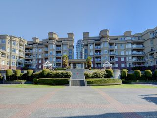 Photo 1: 216 165 Kimta Rd in : VW Songhees Condo Apartment for sale (Victoria West)  : MLS®# 845649