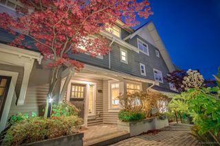 "Photo 1: 5362 LARCH Street in Vancouver: Kerrisdale Townhouse for sale in ""LARCHWOOD"" (Vancouver West)  : MLS®# R2516964"