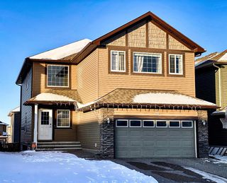 Main Photo: 116 EVERHOLLOW Rise SW in Calgary: Evergreen Detached for sale : MLS®# A1049684