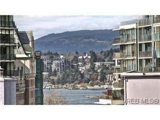Photo 13: 606 777 Blanshard St in VICTORIA: Vi Downtown Condo Apartment for sale (Victoria)  : MLS®# 600007
