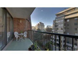 Photo 3: 606 777 Blanshard St in VICTORIA: Vi Downtown Condo Apartment for sale (Victoria)  : MLS®# 600007
