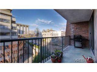 Photo 2: 606 777 Blanshard St in VICTORIA: Vi Downtown Condo Apartment for sale (Victoria)  : MLS®# 600007