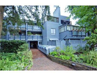 Photo 1: # 206 2125 YORK AV in Vancouver: Condo for sale : MLS®# V936782
