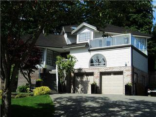"Photo 1: 2 CHEVALIER Court in Port Moody: Barber Street House for sale in ""BARBER STREET"" : MLS®# V985321"