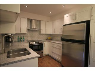 "Photo 1: 109 1040 E BROADWAY in Vancouver: Mount Pleasant VE Condo for sale in ""MARINER MEWS"" (Vancouver East)  : MLS®# V992344"