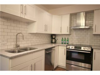 "Photo 2: 109 1040 E BROADWAY in Vancouver: Mount Pleasant VE Condo for sale in ""MARINER MEWS"" (Vancouver East)  : MLS®# V992344"