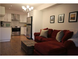 "Photo 3: 109 1040 E BROADWAY in Vancouver: Mount Pleasant VE Condo for sale in ""MARINER MEWS"" (Vancouver East)  : MLS®# V992344"