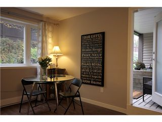 "Photo 5: 109 1040 E BROADWAY in Vancouver: Mount Pleasant VE Condo for sale in ""MARINER MEWS"" (Vancouver East)  : MLS®# V992344"