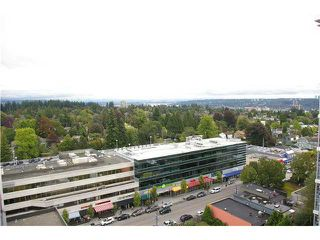 "Photo 1: 1506 615 BELMONT Street in New Westminster: Uptown NW Condo for sale in ""BELMONT TOWER"" : MLS®# V1026258"