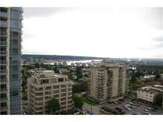 "Photo 8: 1506 615 BELMONT Street in New Westminster: Uptown NW Condo for sale in ""BELMONT TOWER"" : MLS®# V1026258"